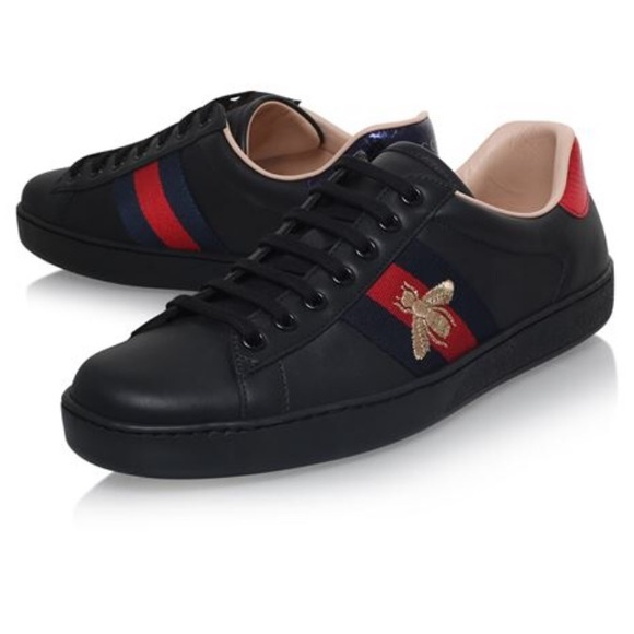 dab529a102b Gucci Other - Gucci Ace embroidered bee low-top sneakers men